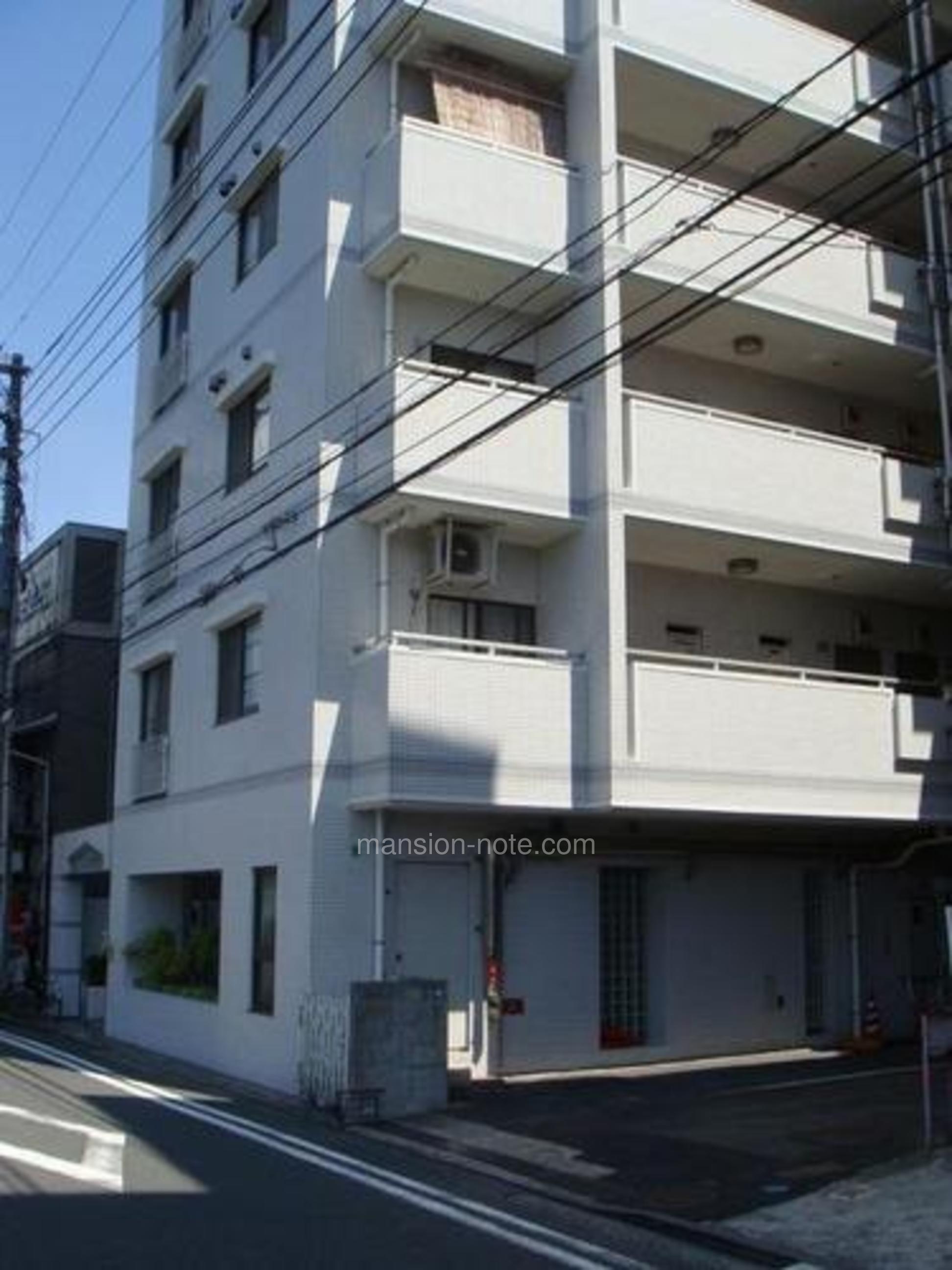 【マンションノート】コスモ吉野町