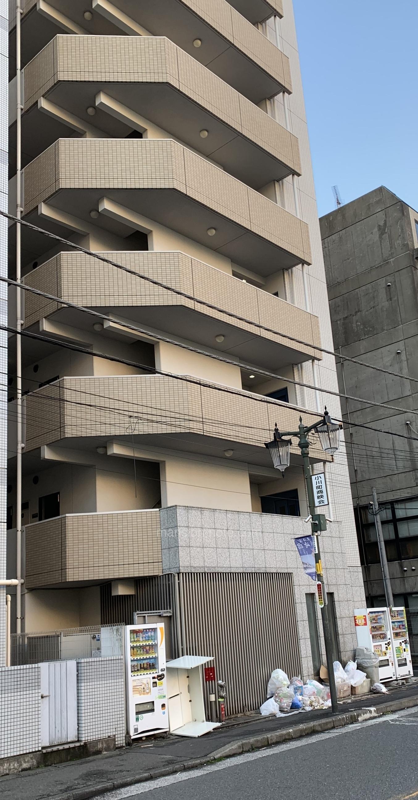 飛び降り 横須賀中央